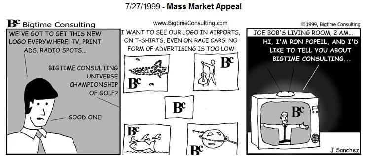 Mass Market Appeal
