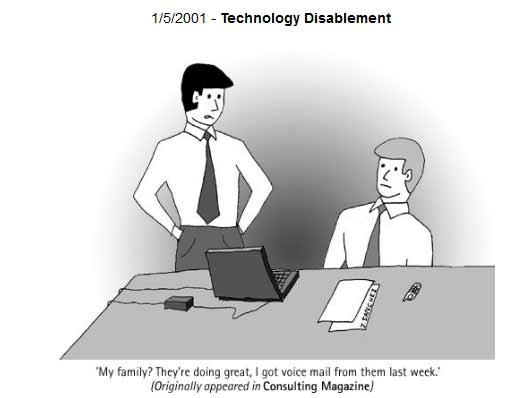 Technology Disablement